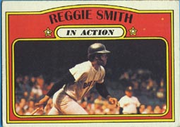 1972 Topps Baseball Cards      566     Reggie Smith IA
